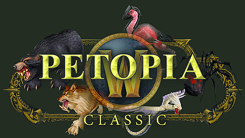 Petopia: A complete guide to hunter pets in World of Warcraft Classic.