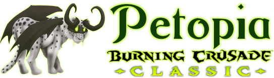 Petopia BC Classic: A complete guide to hunter pets in Burning Crusade Classic.