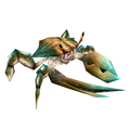 Shore Crab (bronze variant)