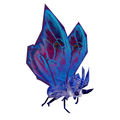 Forest Moth (blue variant)