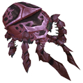 Crystal Beetle (purple variant)