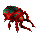 Dung Beetle (red variant)