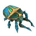 Scarab Hatchling (turquoise variant)