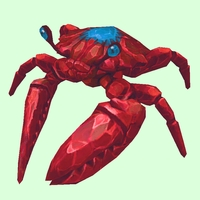 Ruby & Sapphire Crab