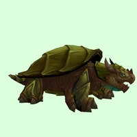Olive Dragon Turtle
