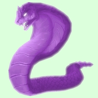Purple Shadow Cobra