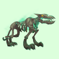 Foggy Infernal Hellhound