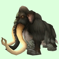 Dark Grey Mammoth