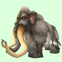 Light Grey Mammoth