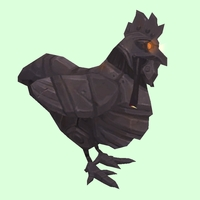 Black Mechanical Chicken