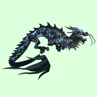 Thundering Black Cloud Serpent