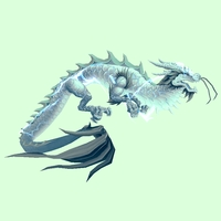 Thundering White Cloud Serpent