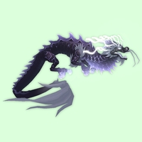 Heavenly Black Cloud Serpent