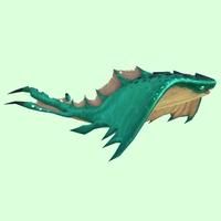 Green Fathom Ray