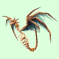 Skeletal Windserpent