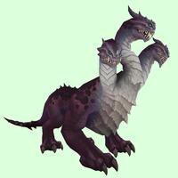 Burgundy Thunder Hydra