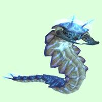 Blue Tidal Worm
