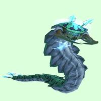 Green Tidal Worm