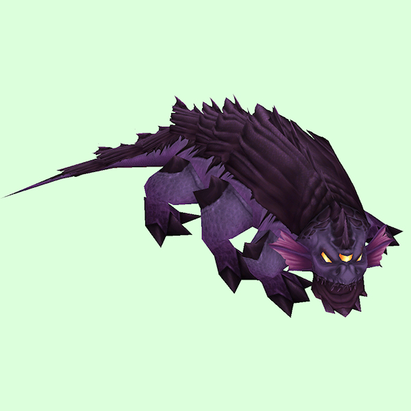 Purple Outland Basilisk