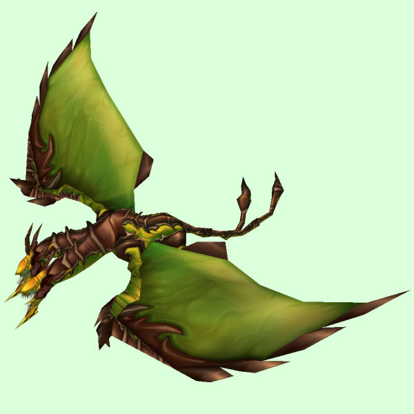Green Armored Chimaera