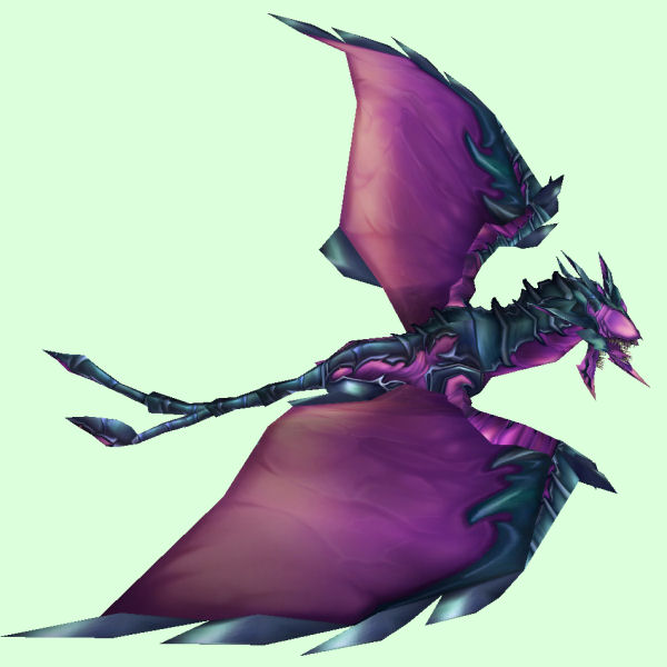 Purple Armored Chimaera