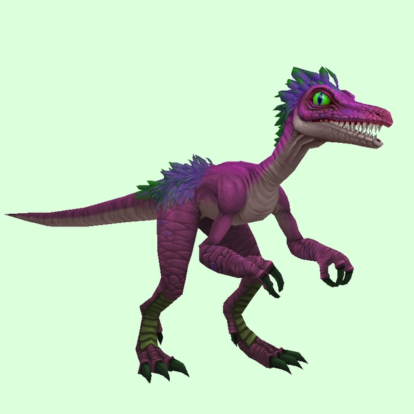 Purple Saurid