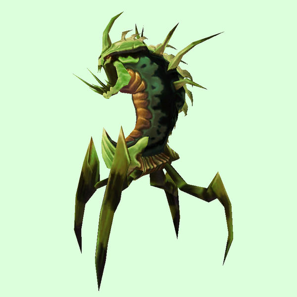 Green & Yellow Ravager