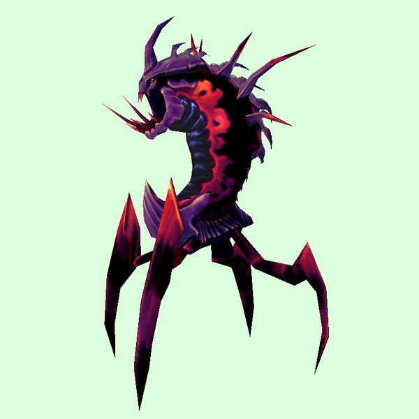 Red & Purple Ravager