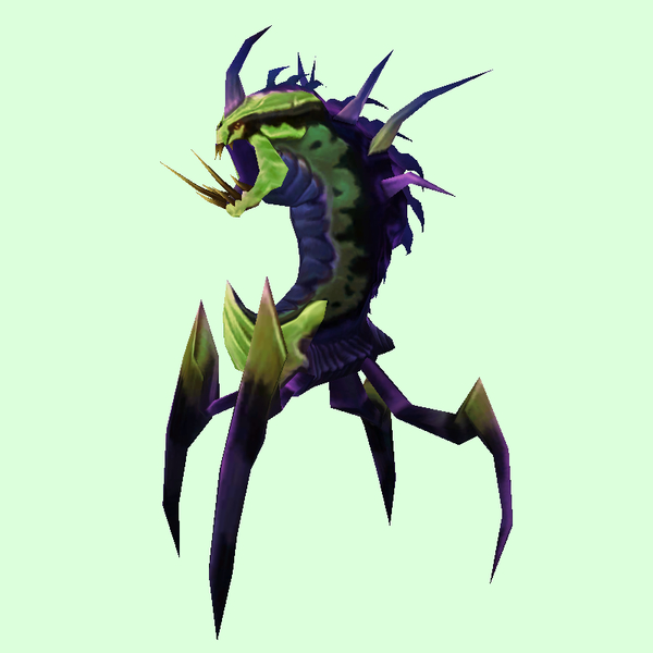 Green & Purple Ravager