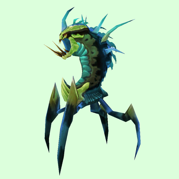 Green & Blue Ravager