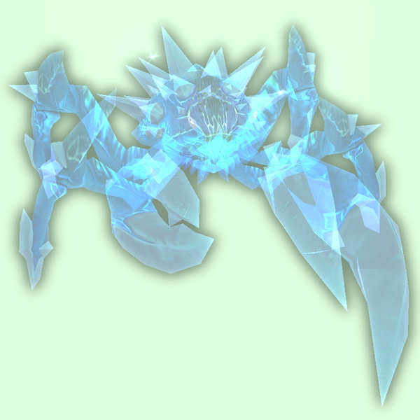 Spectral Spiked Crab