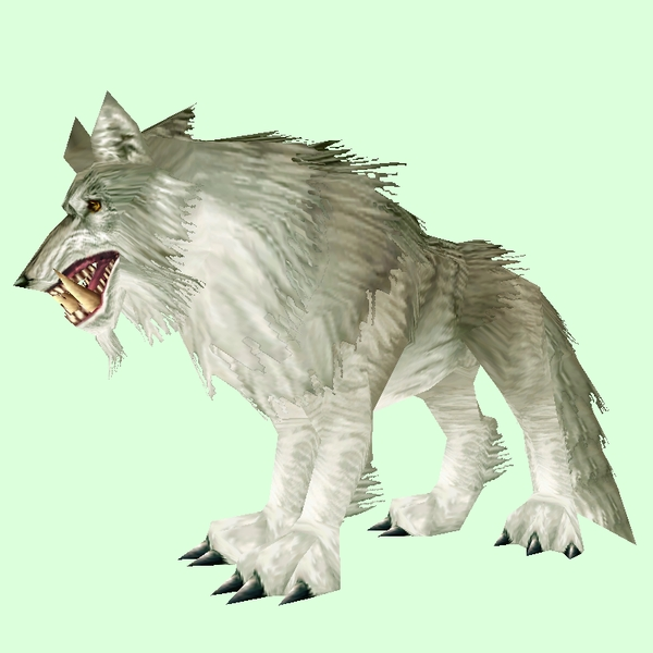 Light Grey Worg Pet Look Petopia Hunter Pets In The World Of