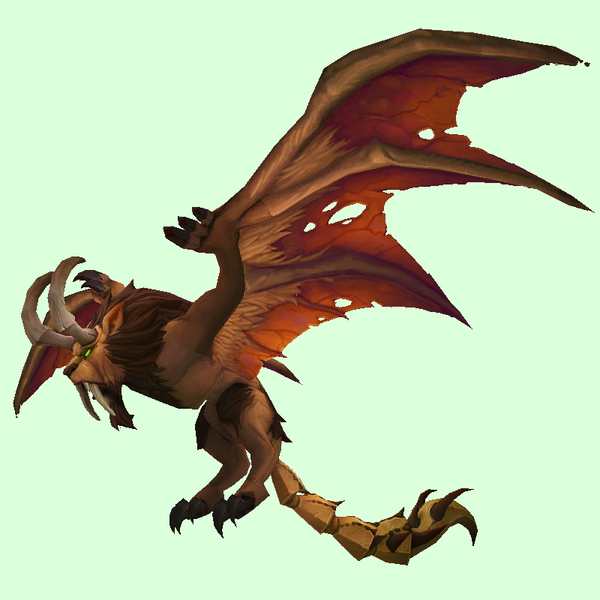 Grand Brown Wyvern
