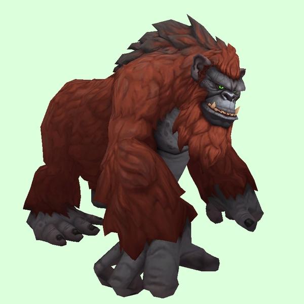 petopia  red gorilla