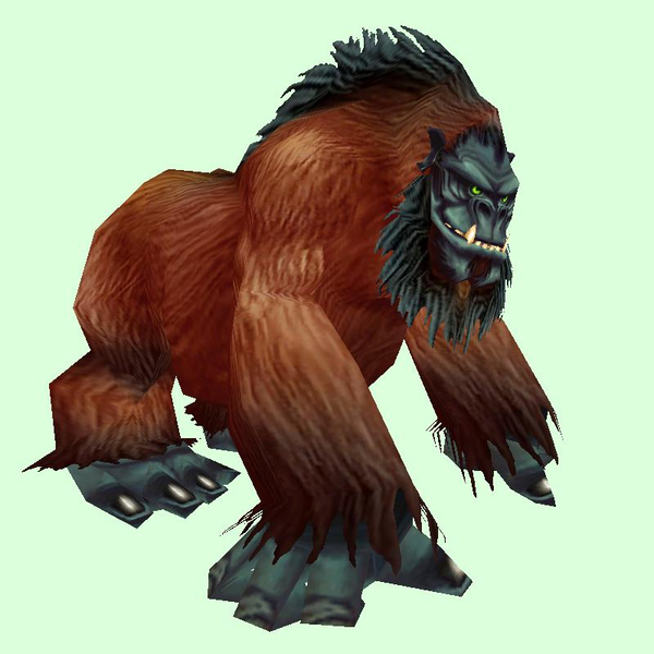 Red Gorilla Pet Look Petopia Hunter Pets In The World Of Warcraft
