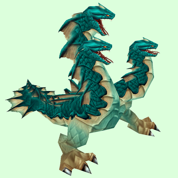 Blue Hydra Pet Look Petopia Hunter Pets In The World Of Warcraft