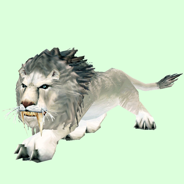 White Lion Pet Look Petopia Hunter Pets In The World Of Warcraft