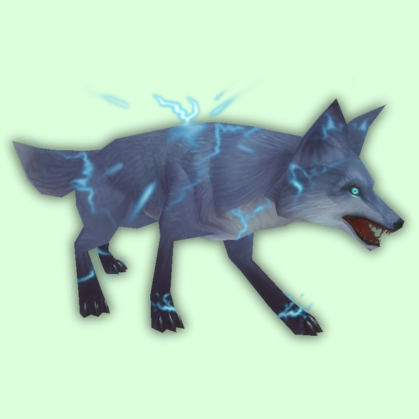 Lightning Spirit Fox