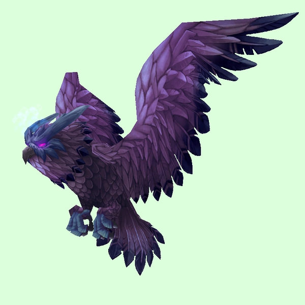 Purple Warden Owl