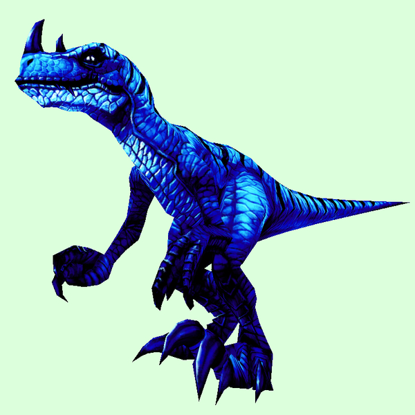 Inky Blue Spirit Raptor