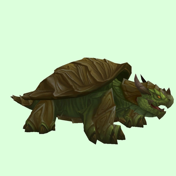Camo Dragon Turtle