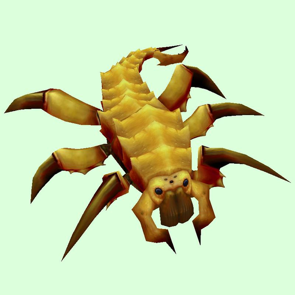 Yellow Sandreaver