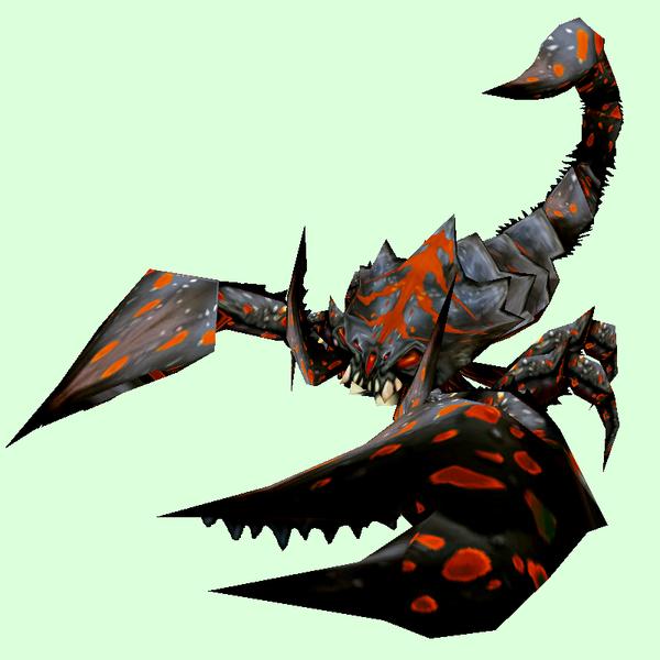 Petopia Black Scorpid