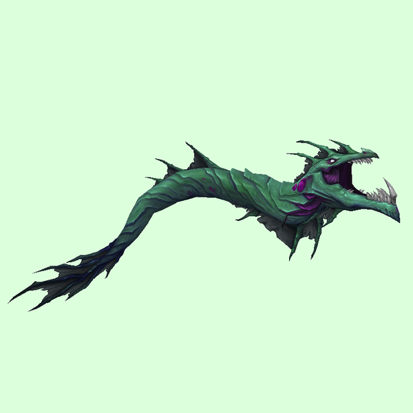 Green Abyss Worm
