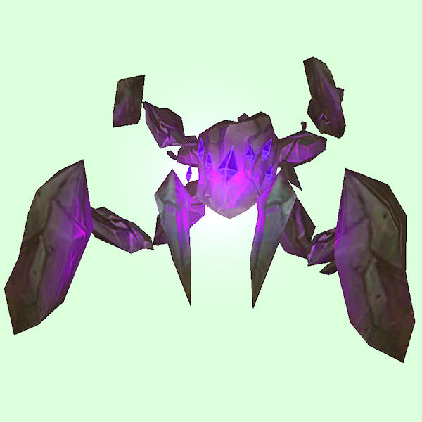Purple Shale Spider