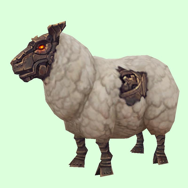 Robotic Sheep