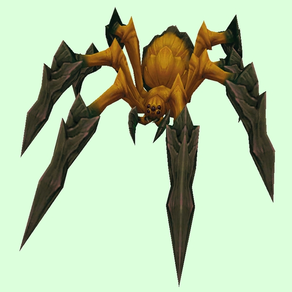 Yellow Demon Spider