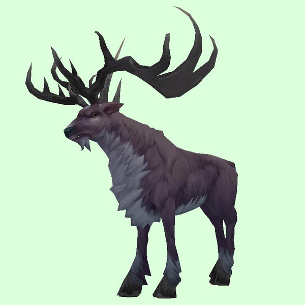 Puce Stag