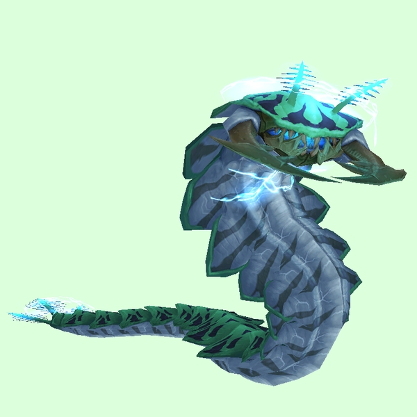 Green Tidal Worm Pet Look Petopia Hunter Pets In The World Of Warcraft