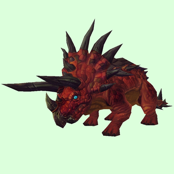 Red Direhorn